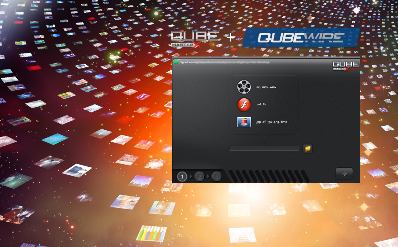 Try the new free version of QubeMaster Xpress